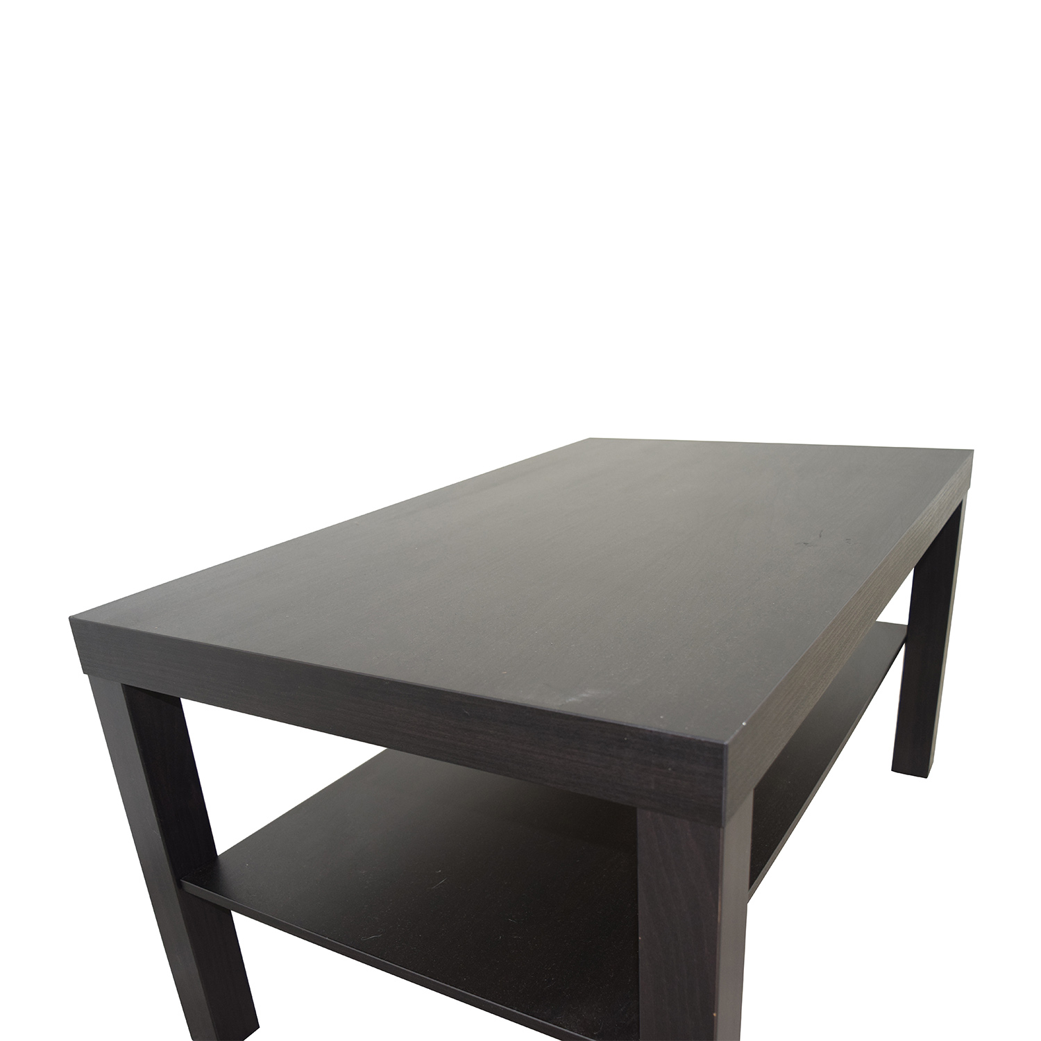 42% OFF IKEA IKEA Black Coffee Table Tables