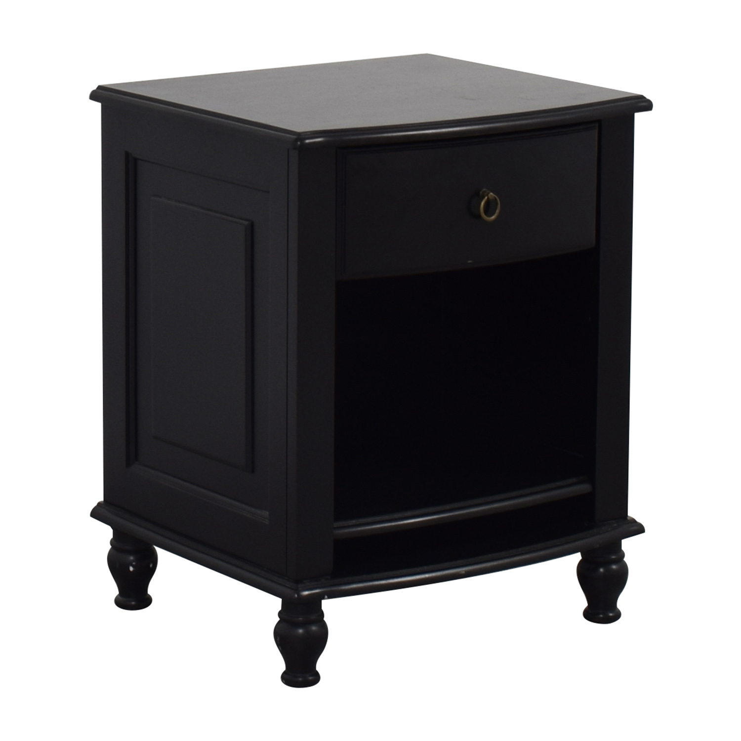 ... Pottery Barn Pottery Barn Black Nightstand Coupon ...