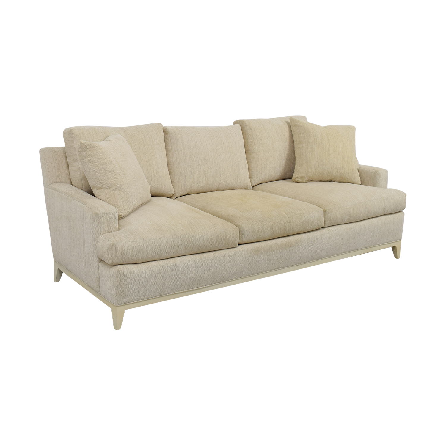 51% OFF Hickory Chair Hickory Chair 9th Street Sofa Sofas
