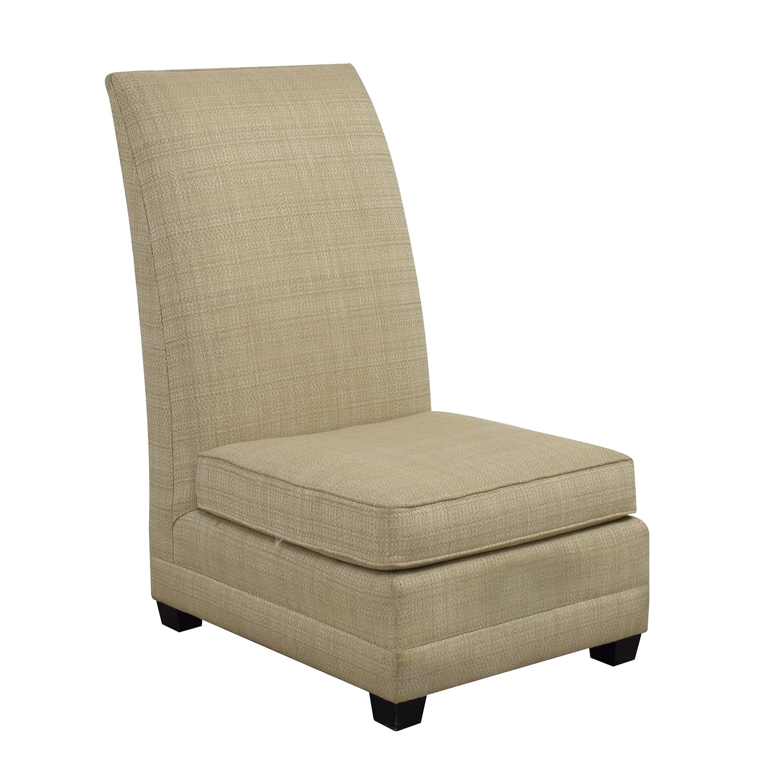 buy Bernhardt Bernhardt Beaumont Cream Accent Chair online