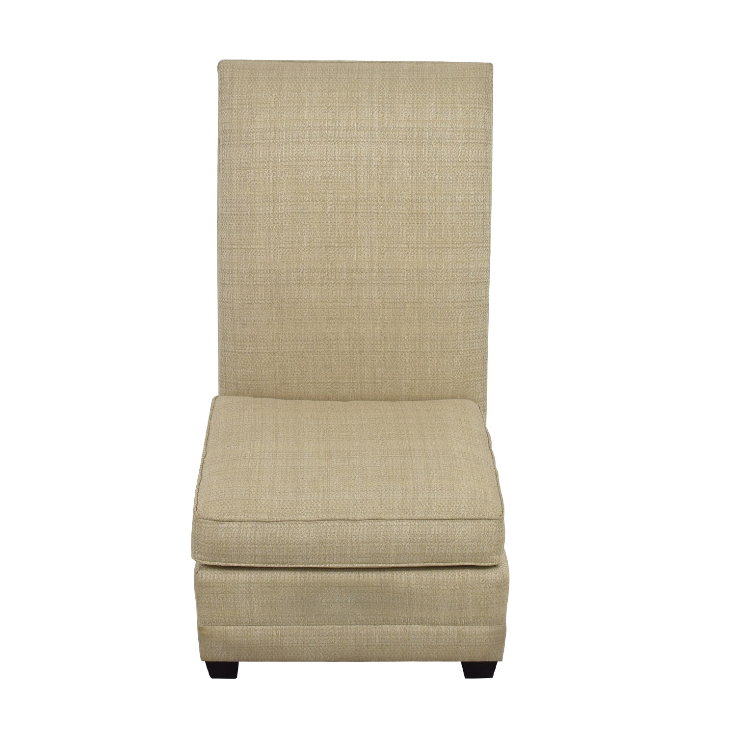 buy Bernhardt Beaumont Cream Accent Chair Bernhardt Accent Chairs