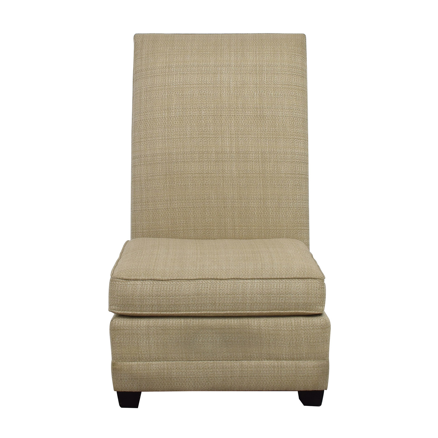 Bernhardt Beaumont Cream Accent Chair / Chairs