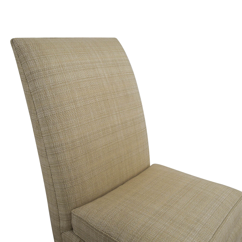 Bernhardt Bernhardt Beaumont Cream Accent Chair Chairs