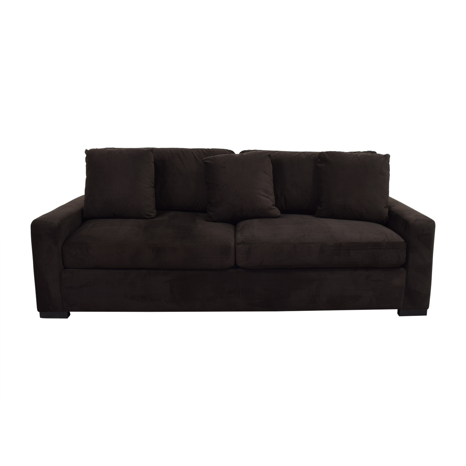 shop Bernhardt Bernhardt Jefferson Brown Sofa online