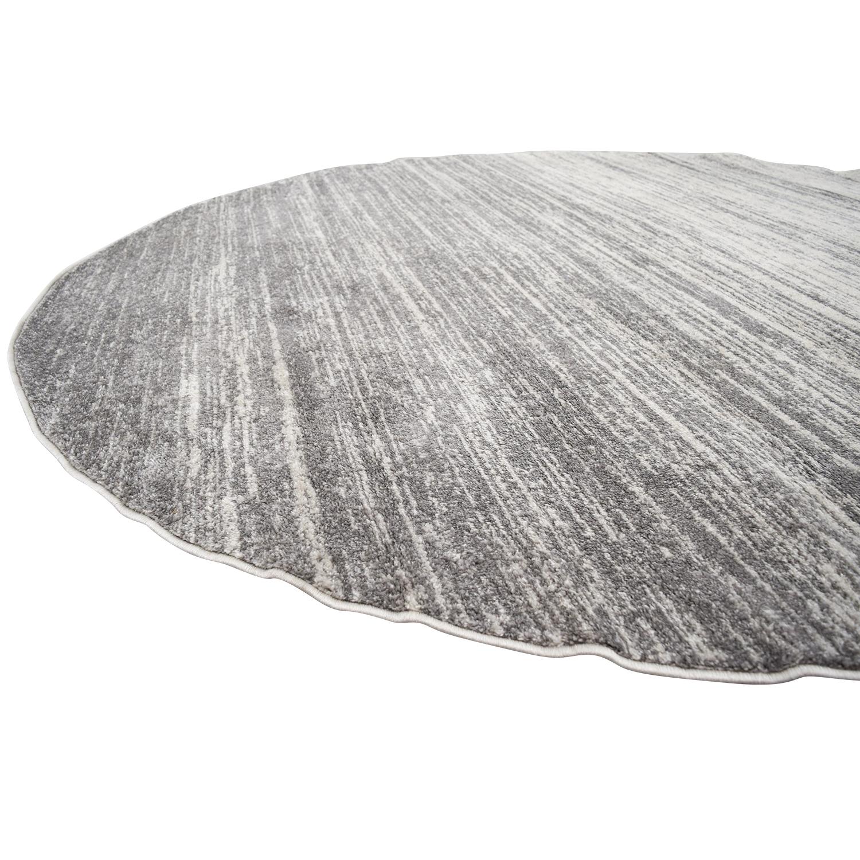 Safavieh Grey Round Rug