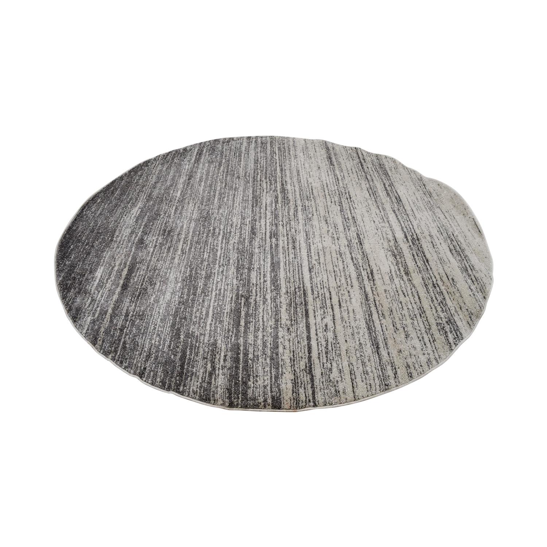 buy Safavieh Grey Round Rug Safavieh Rugs