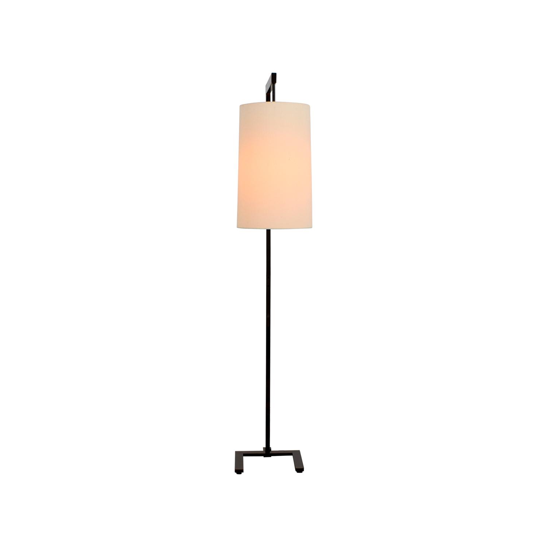 buy Metal U-Shaped Base Floor Lamp  Lamps