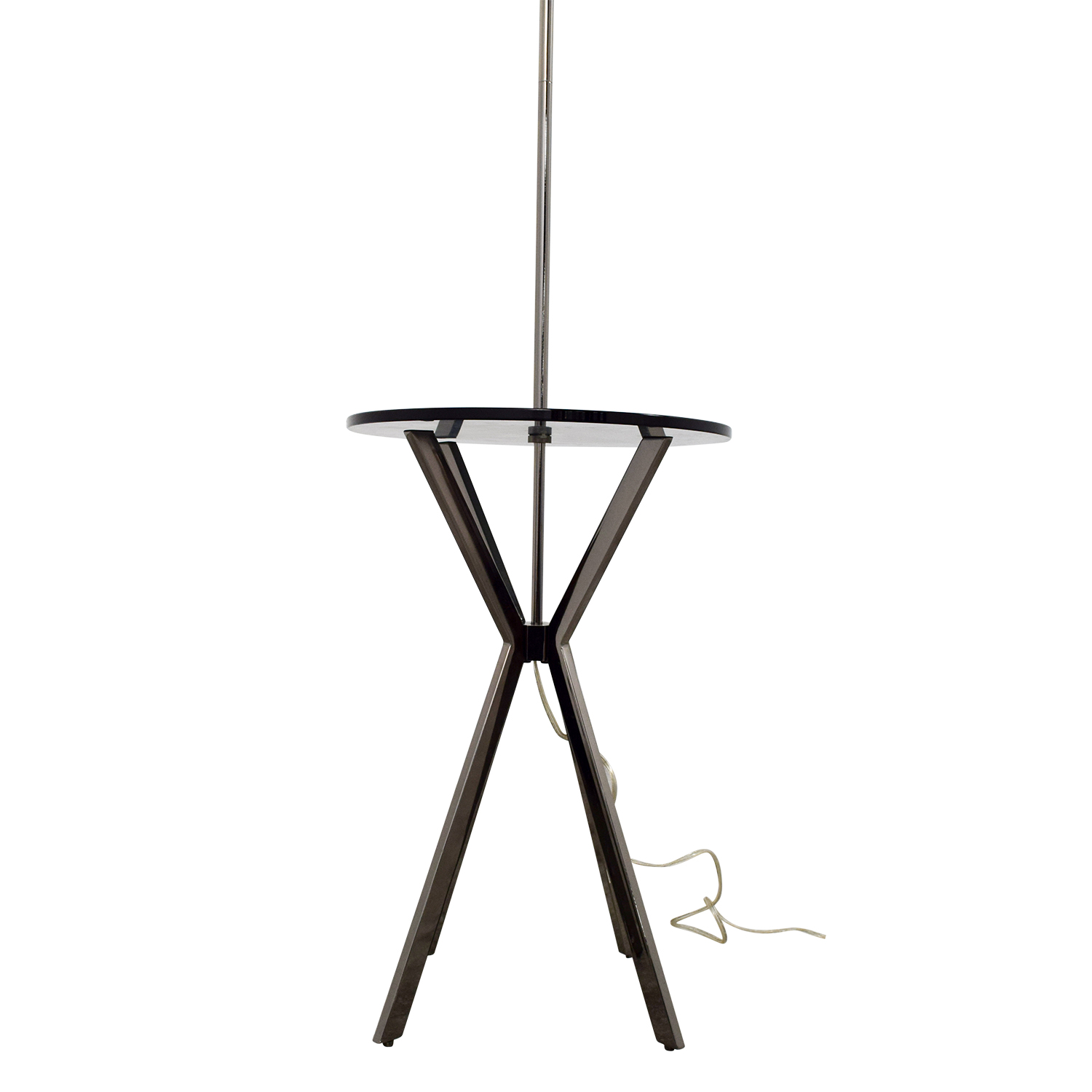... West Elm West Elm Floor Lamp With Table Attached Discount ...