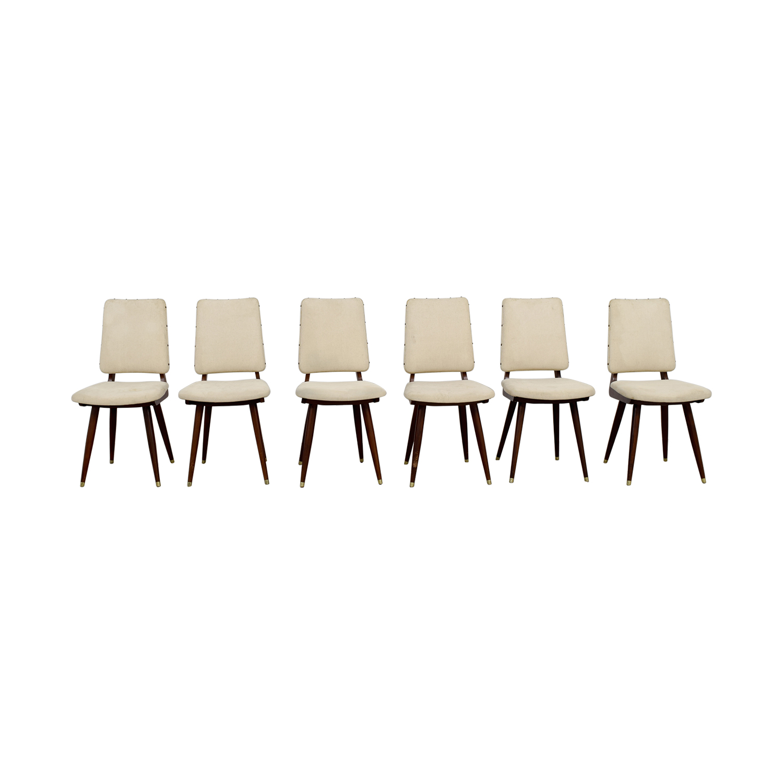 Jonathan Adler Jonathan Adler Camille Khaki Dining Chairs price
