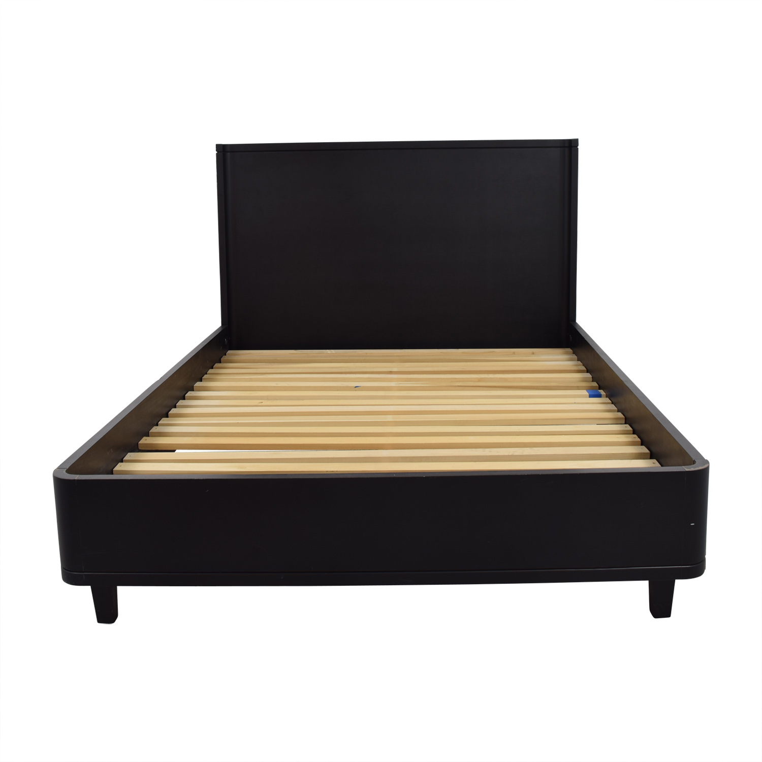 Crate & Barrel LaSalle Queen Bed Frame / Bed Frames