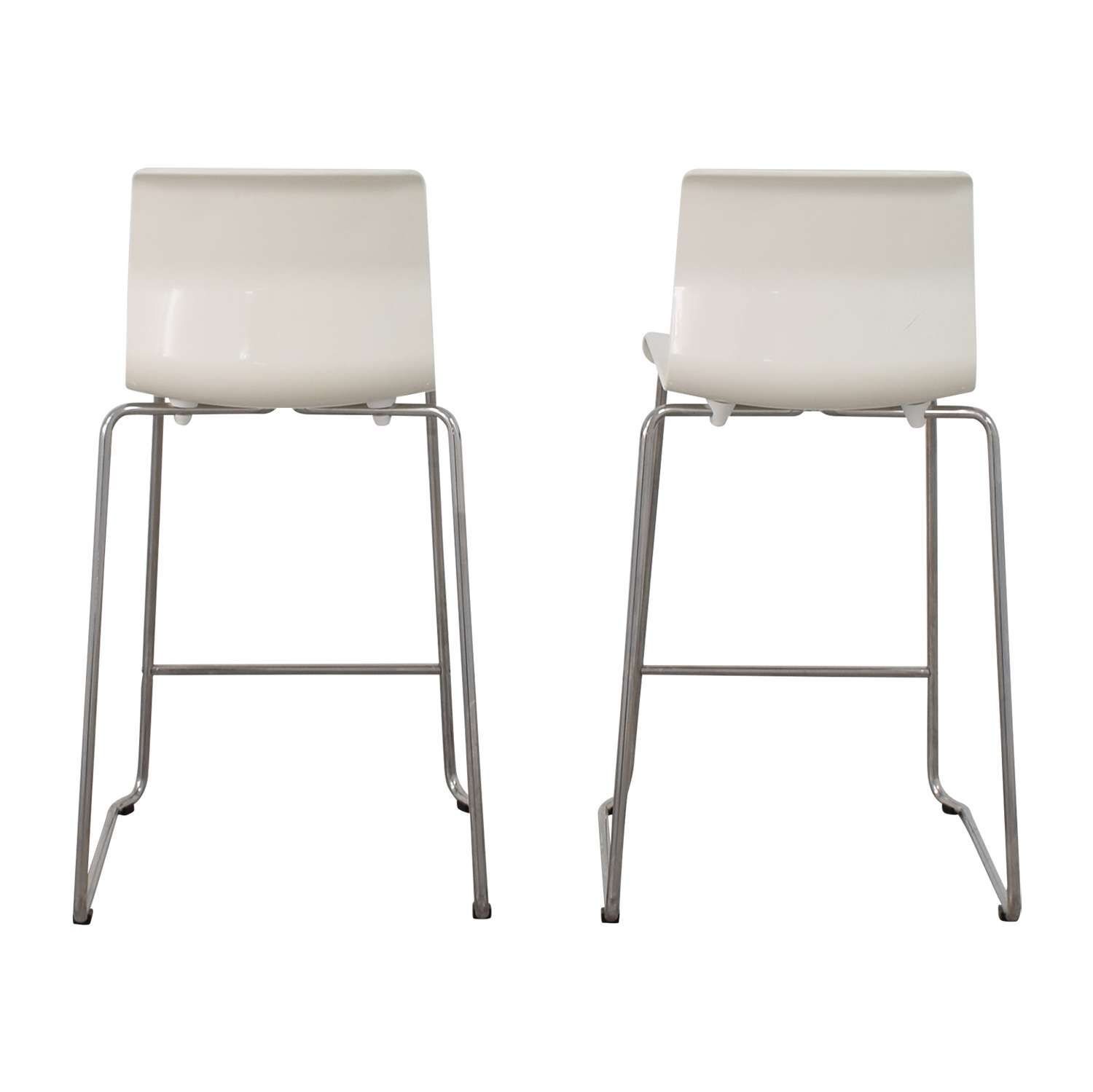 buy IKEA White Glen Bar Stools IKEA Stools