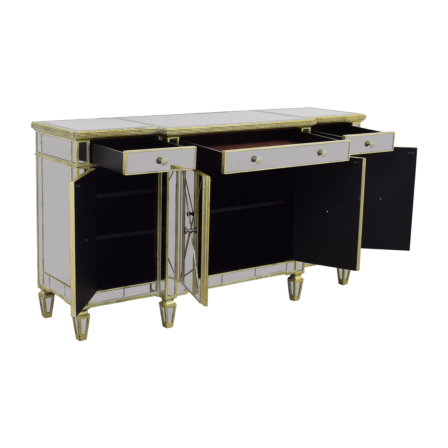 Horchow Mirrored Furniture | homeslook.info