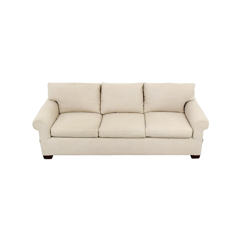 Carlyle Three-Cushion Sofa sale
