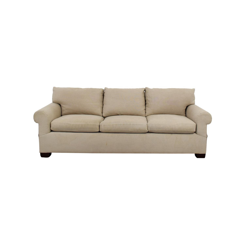 Carlyle Three Cushion Sofa