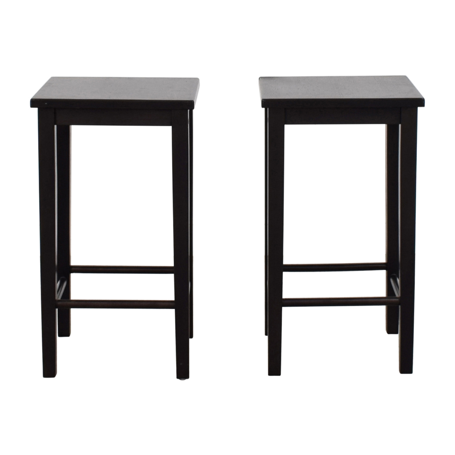 buy Square Wood Stools Stools