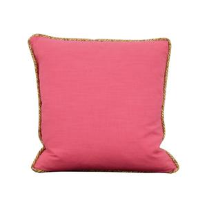 Society Social Society Social Pink Gold Pillow for sale