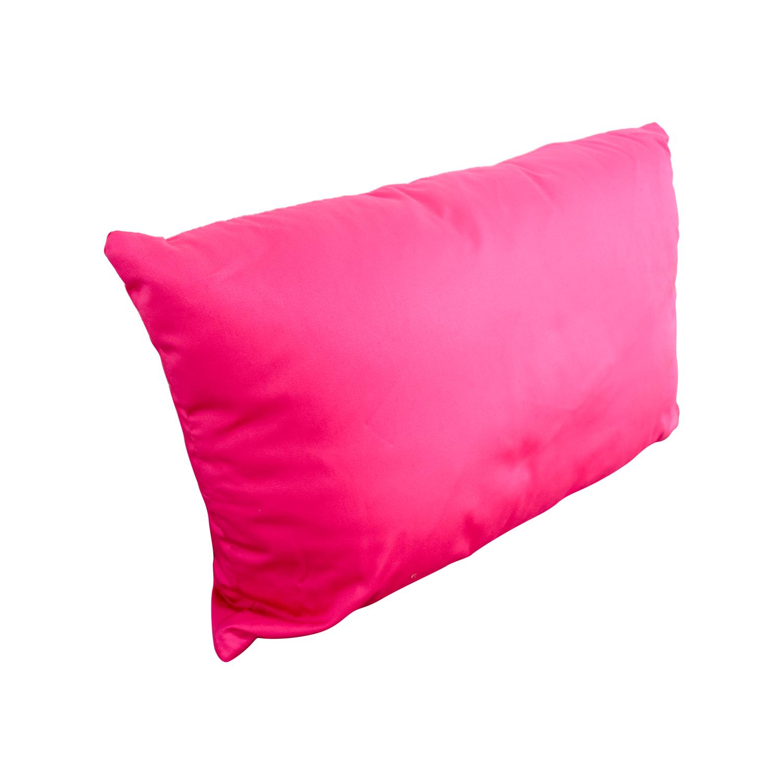 18% OFF - Society Social Society Social Hot Pink Pillow / Decor