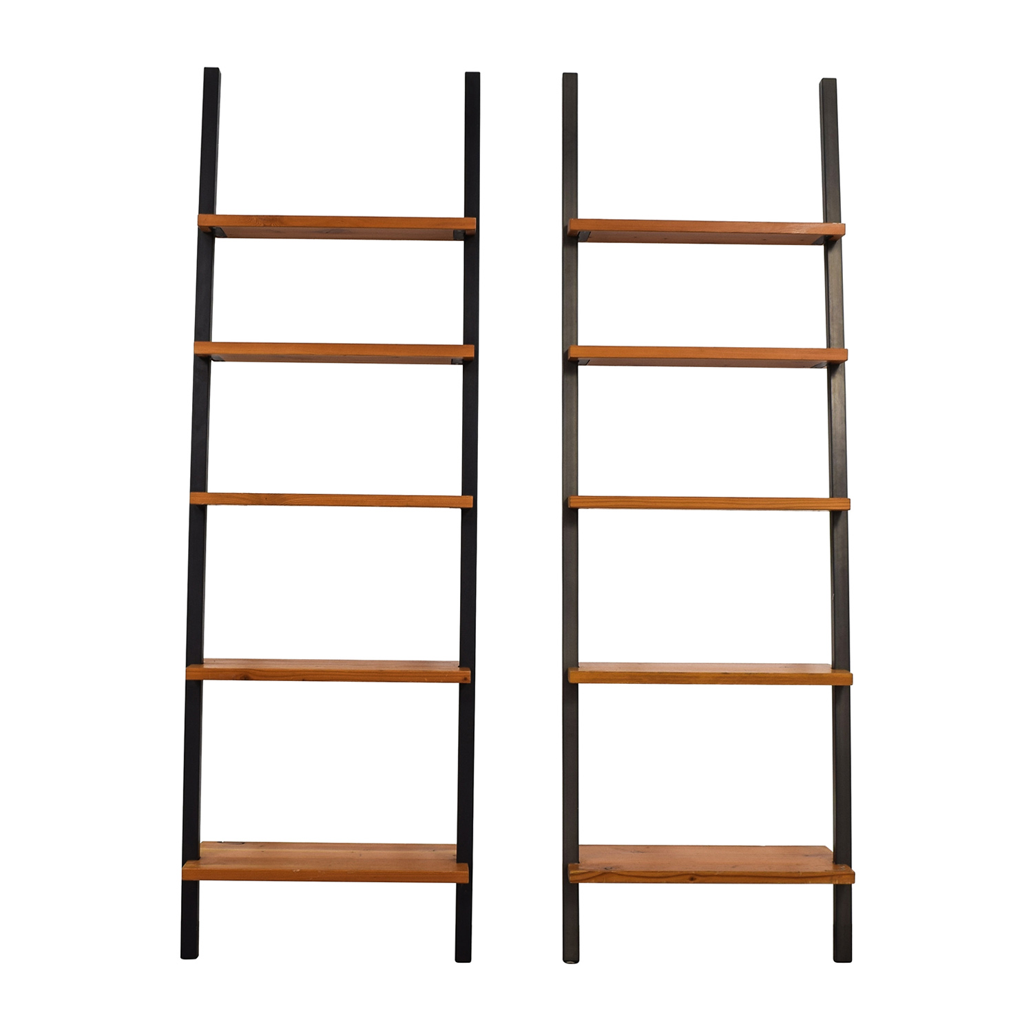 Room & Board Room & Board Wood and Metal Bookshelves on sale