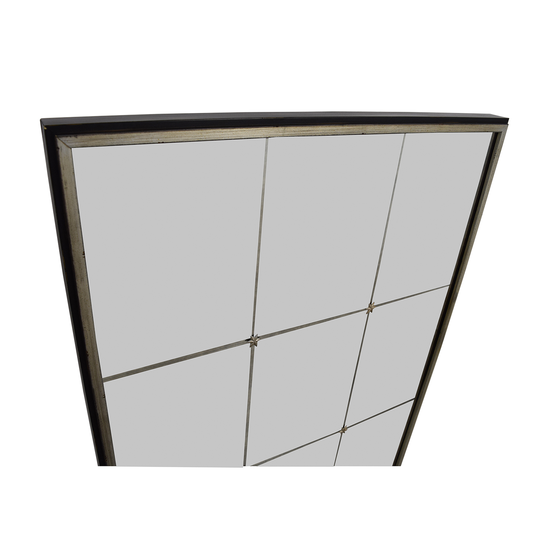 Ethan Allen Ethan Allen Rosette Wall Mirror dimensions