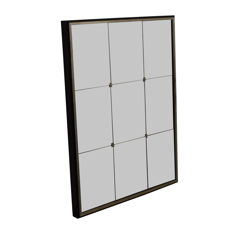 Ethan Allen Ethan Allen Rosette Wall Mirror