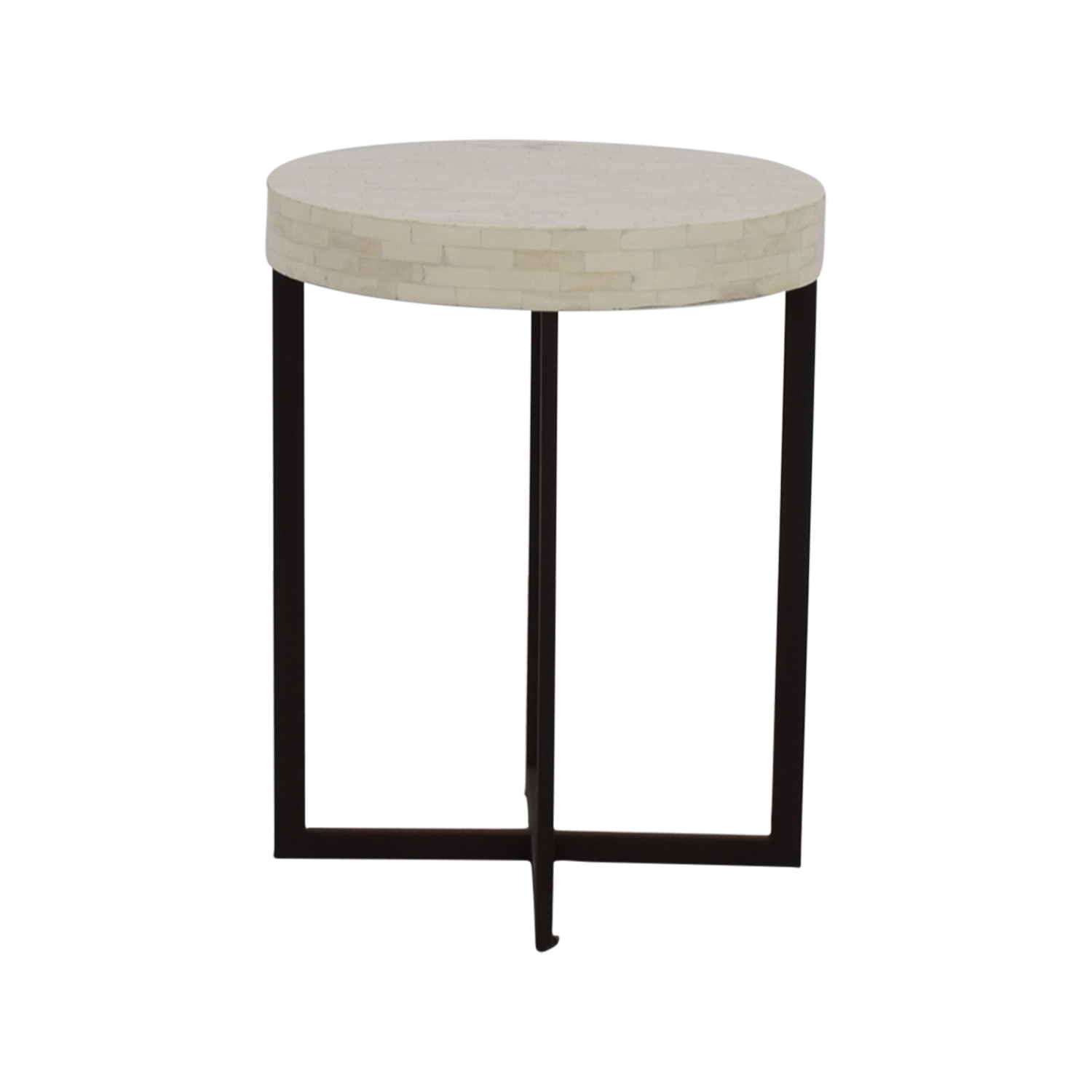 West Elm West Elm Bone Side Table End Tables