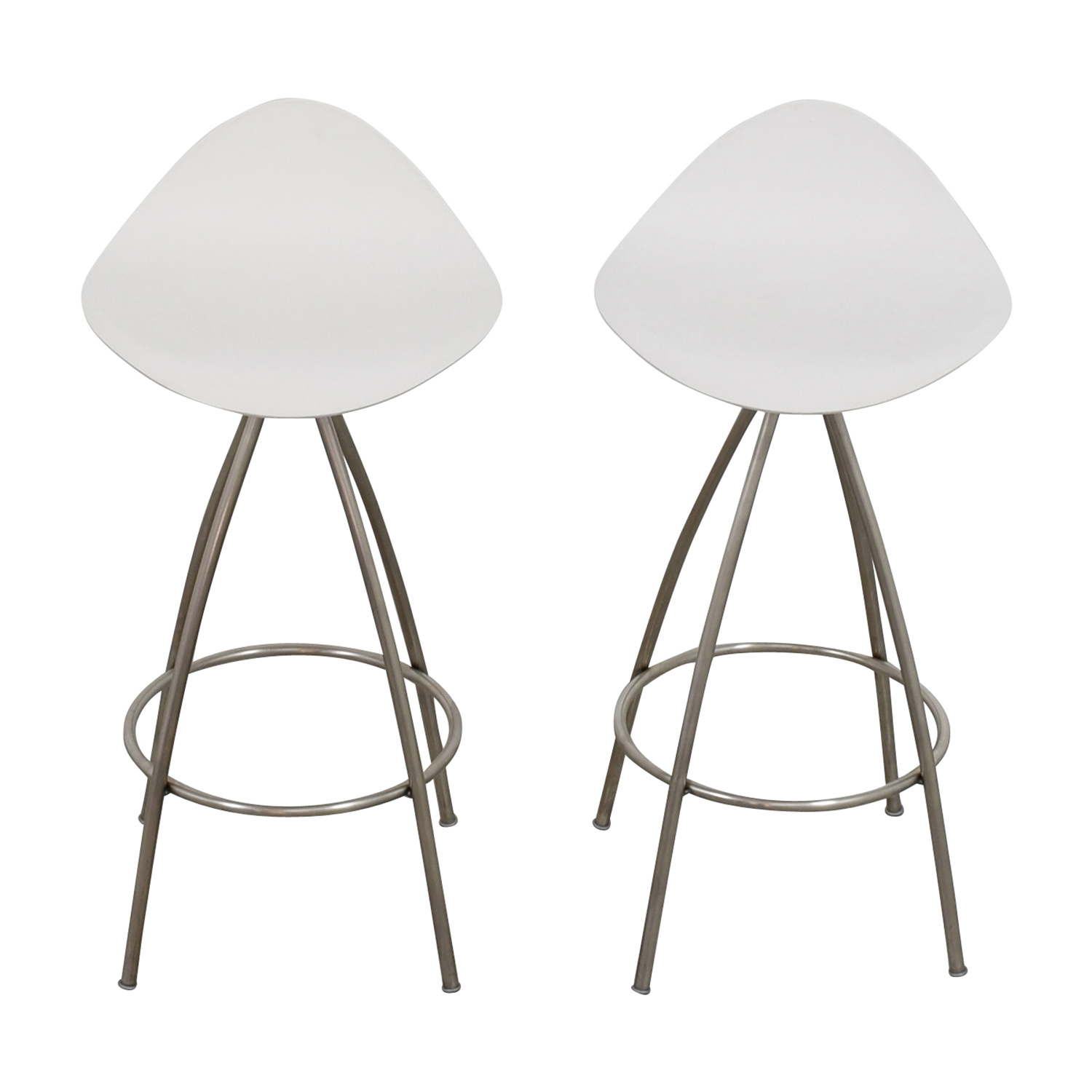 ... shop DWR Onda Counter Stool Design Within Reach Chairs ...  sc 1 st  Furnishare & 50% OFF - Design Within Reach DWR Onda Counter Stool / Chairs islam-shia.org