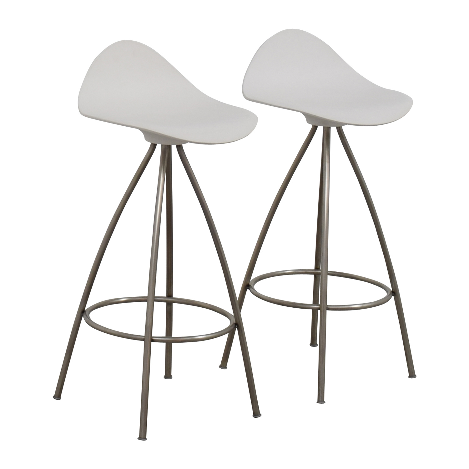 ... Design Within Reach DWR Onda Counter Stool used ...  sc 1 st  Furnishare & 50% OFF - Design Within Reach DWR Onda Counter Stool / Chairs islam-shia.org