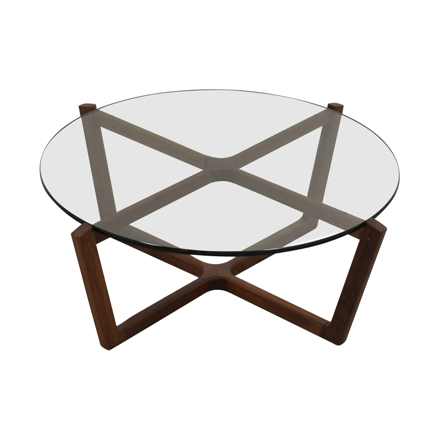 buy Design Within Reach Design Within Reach Atlas Coffee Table online