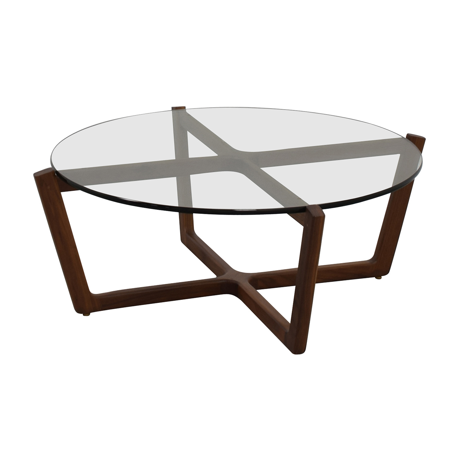 60 Off Design Within Reach Design Within Reach Atlas Coffee Table Tables