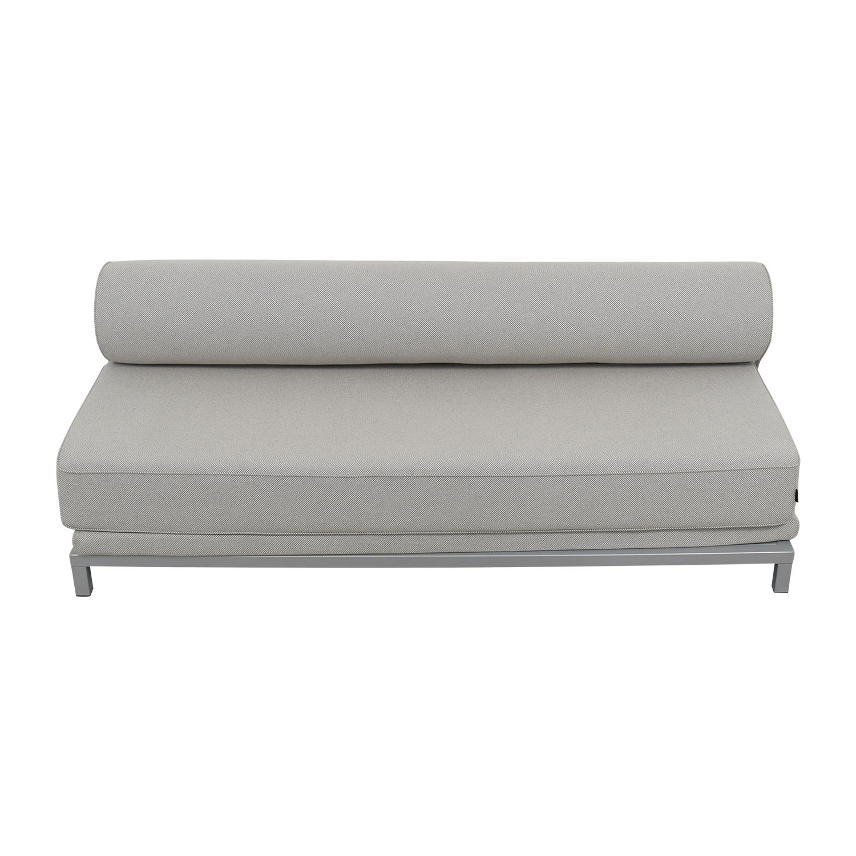Design Within Reach Design Within Reach Grey Twilight Sleeper Sofa on sale