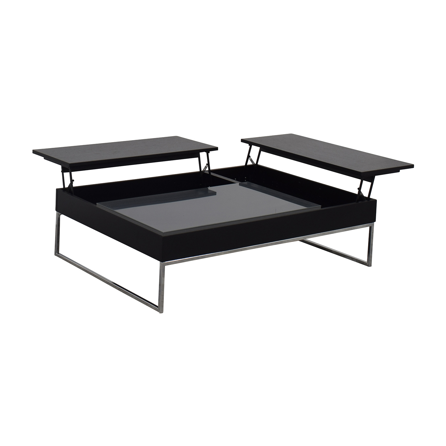 77 off boconcept boconcept chiva storage coffee table tables. Black Bedroom Furniture Sets. Home Design Ideas