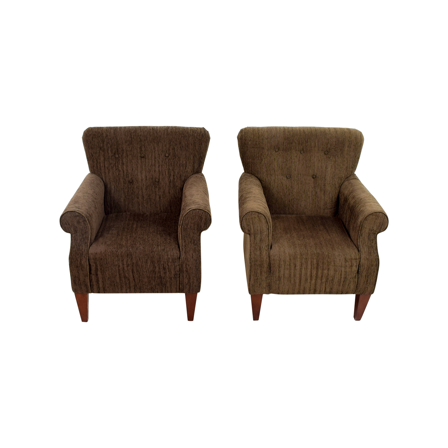 86 off emerald home furnishings emerald home for Upholstered accent chairs cheap