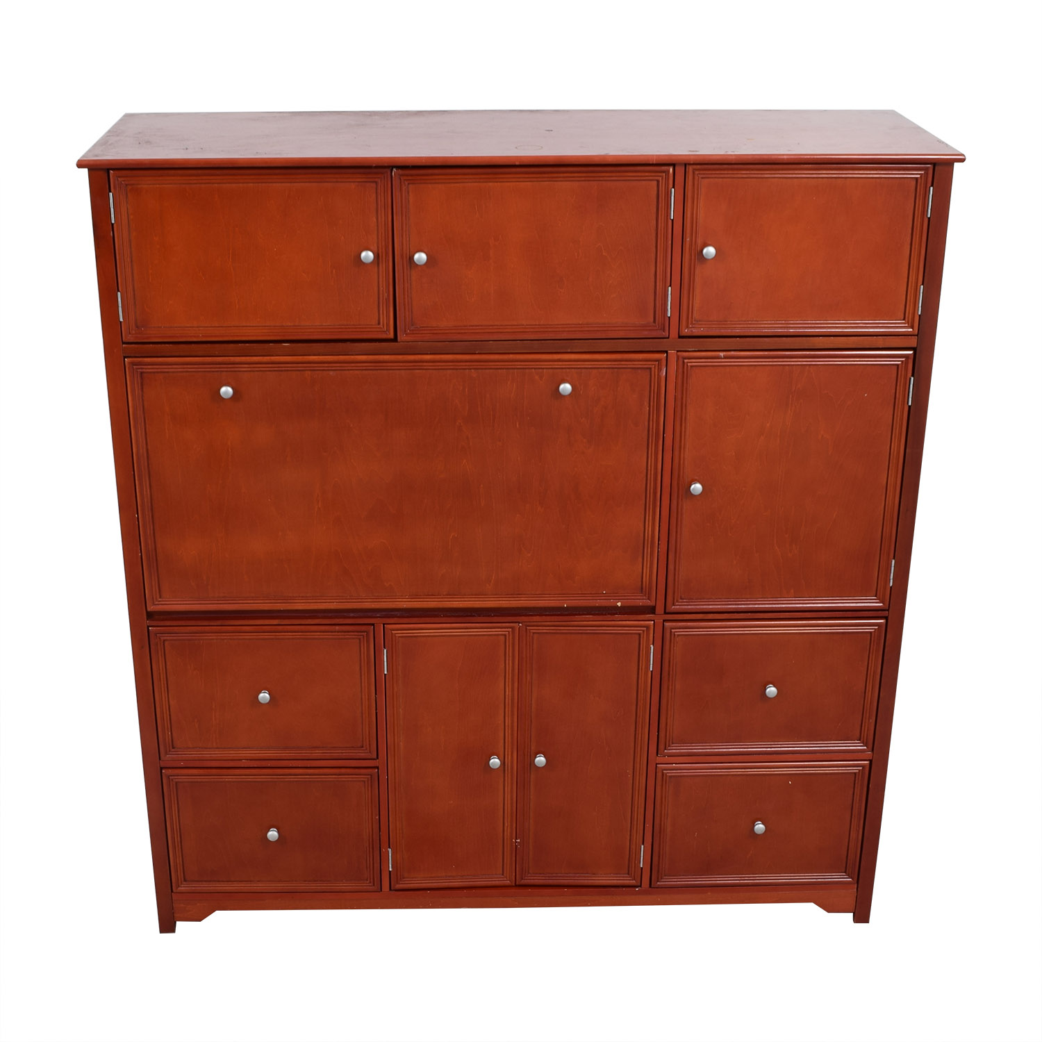 buy Red Secretary Desk Tables