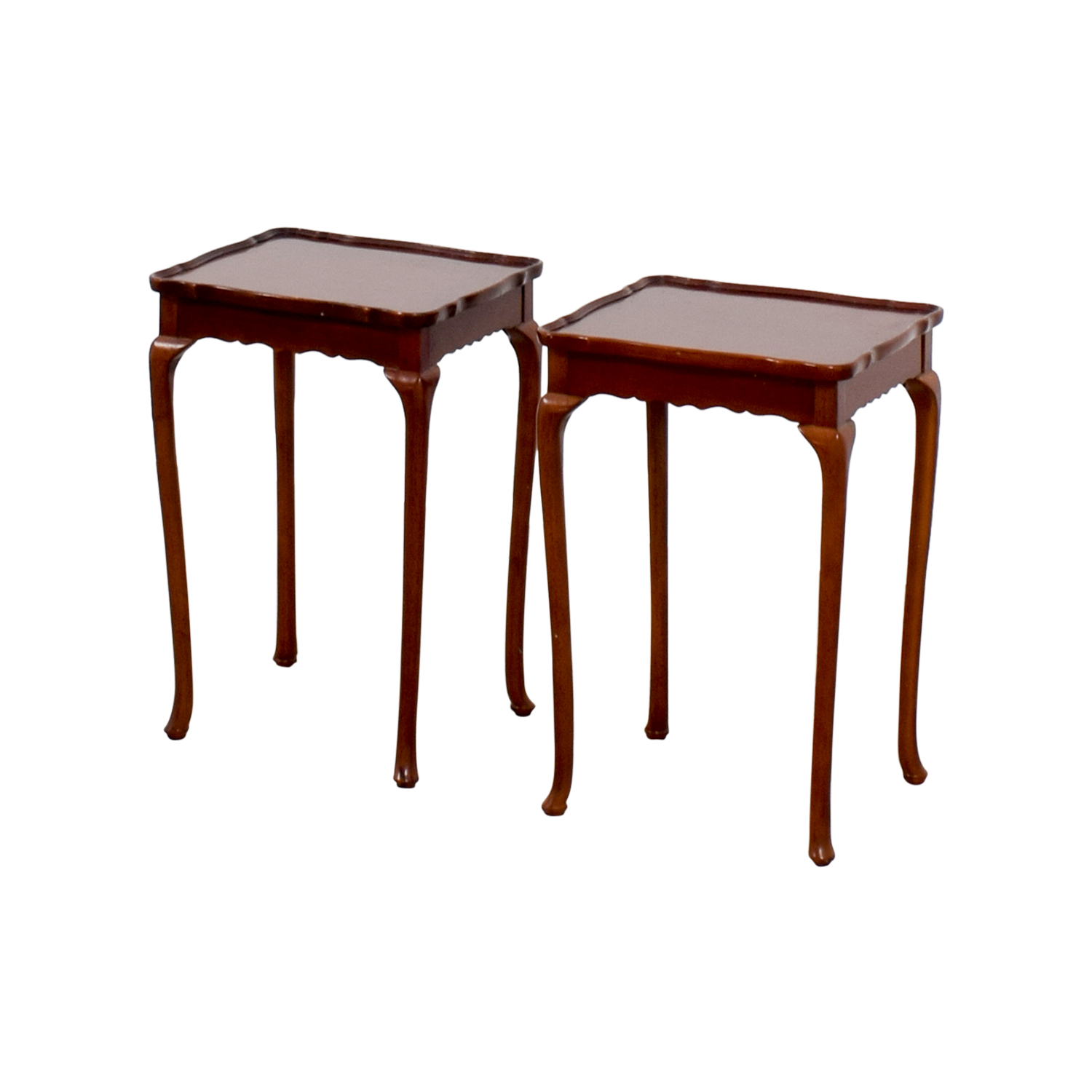 55% OFF Bombay Bombay End Tables Tables