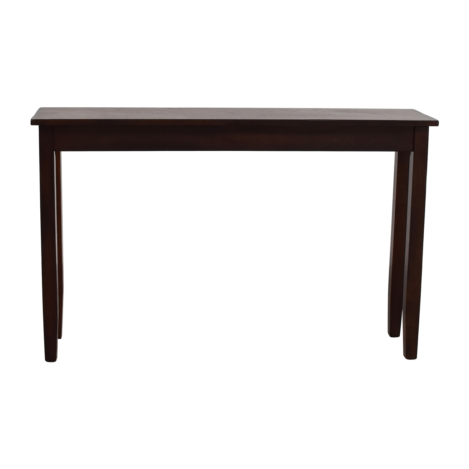Dark Wood Sideboard Table sale