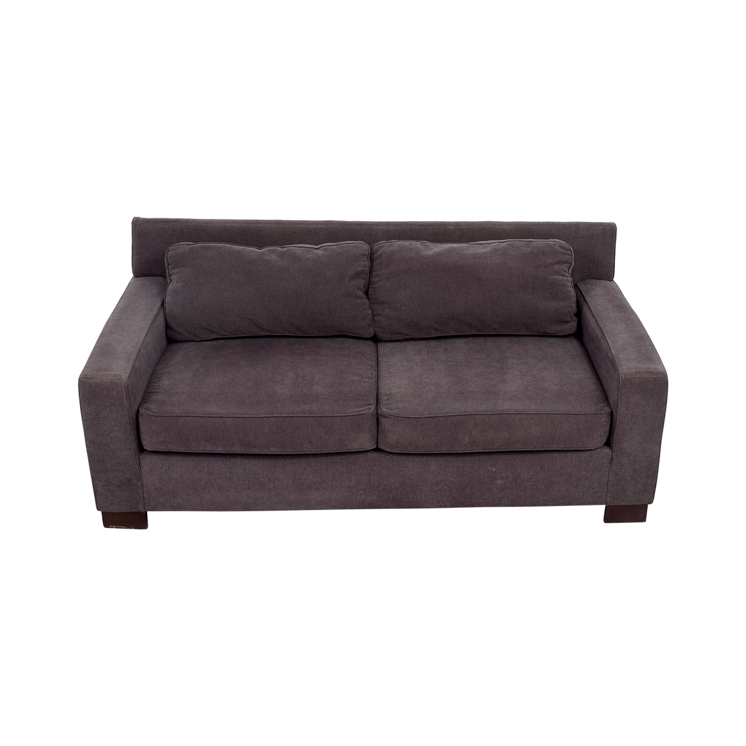 West Elm West Elm Henry Gray Loveseat nyc