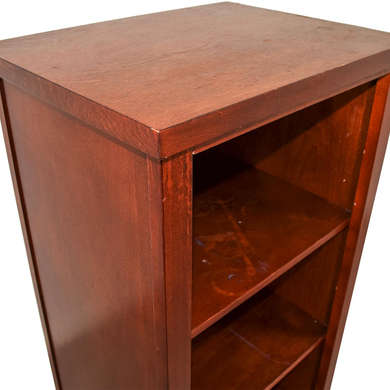 Tall Five Shelf Bookcase / Bookcases & Shelving