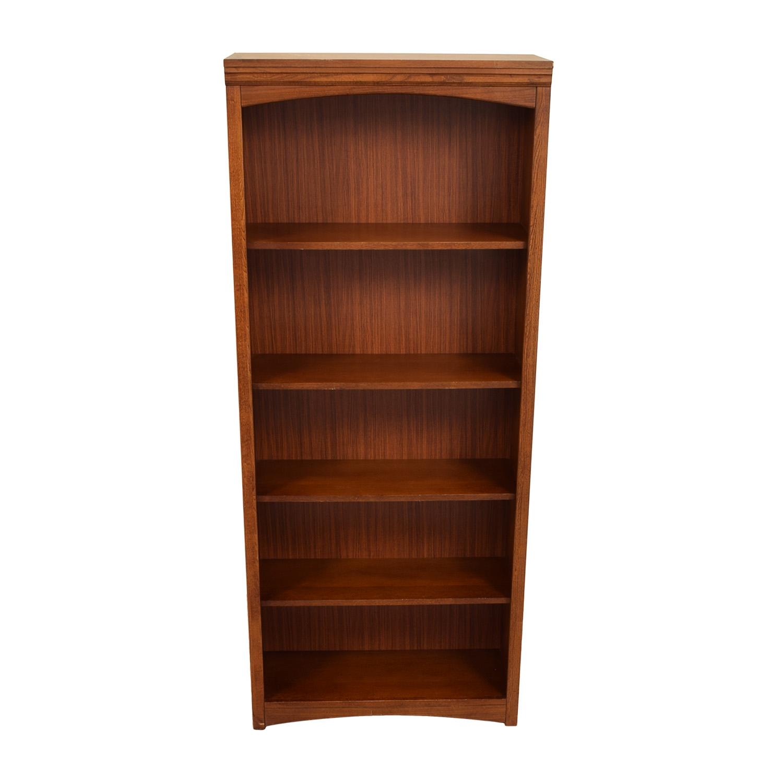 Bassett Bassett Wooden Bookshelf discount