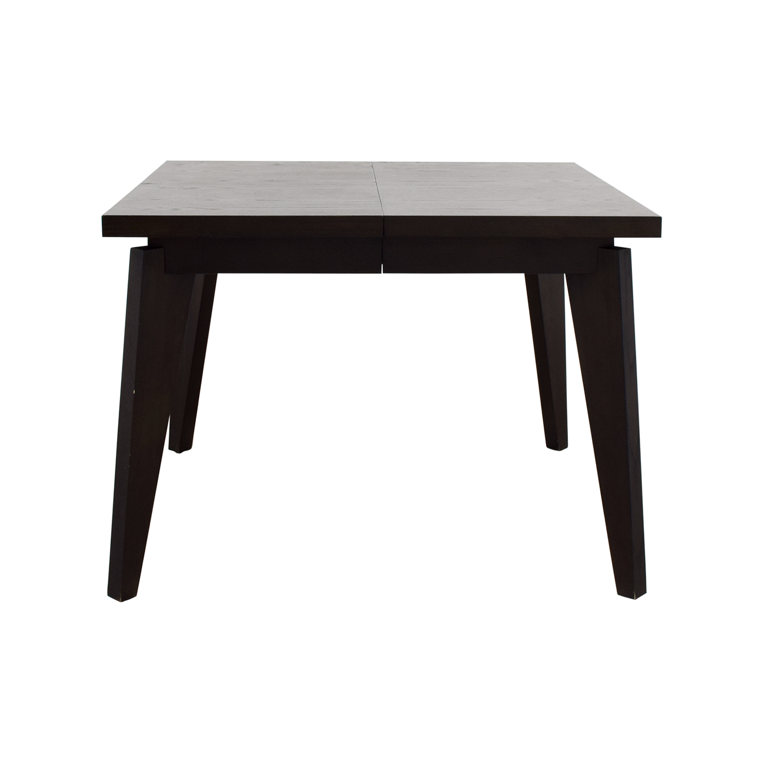 West Elm West Elm Extendable Dining Table Black