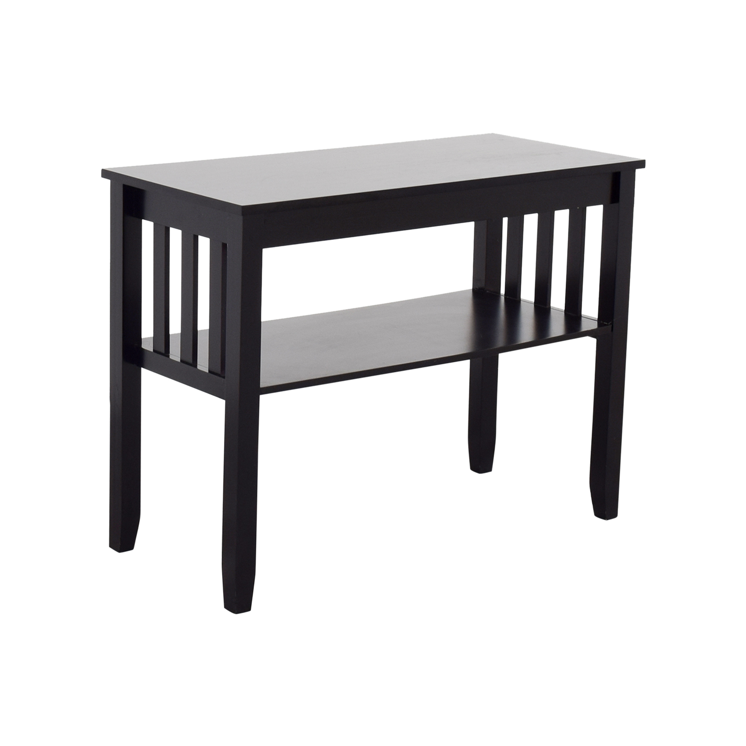 Exceptional ... Black Modern Console Table On Sale ...