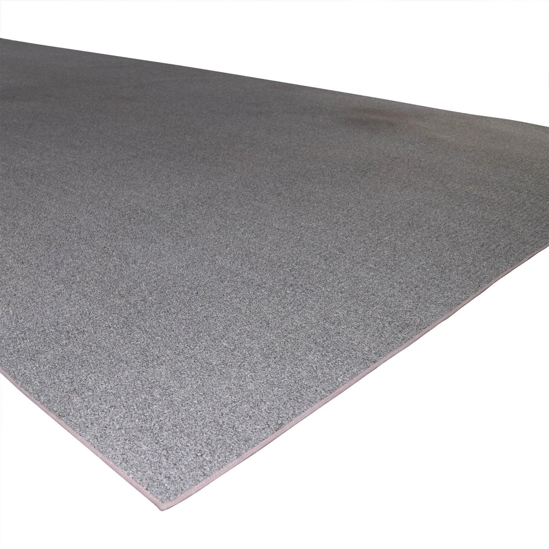 Robs Carpet & Flooring Robs Carpet & Flooring Extra Long Grey Berber Rug Decor