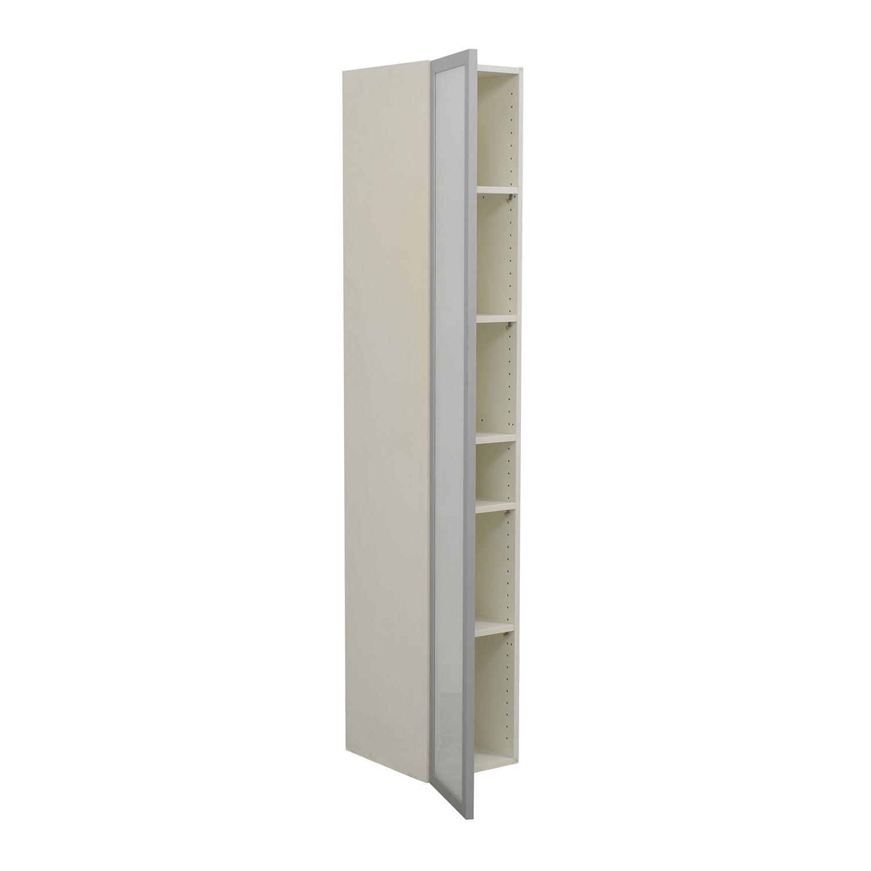 80 Off Ikea Ikea Narrow Shelf Storage