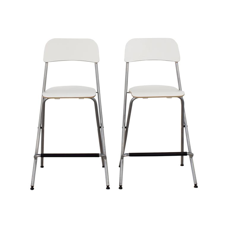 buy IKEA Counter Top Chair Pair IKEA