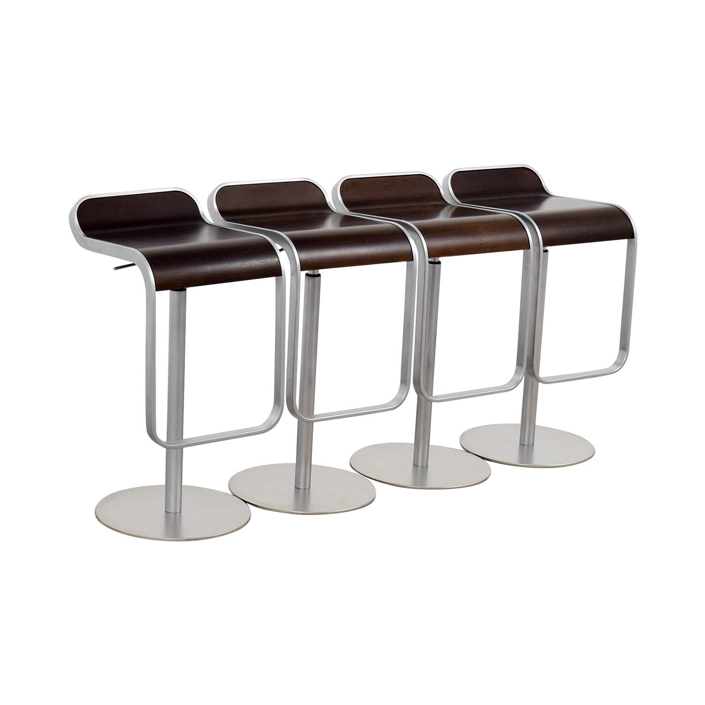 Uncategorized Lem Stools 61 off design within reach lem piston stools stools