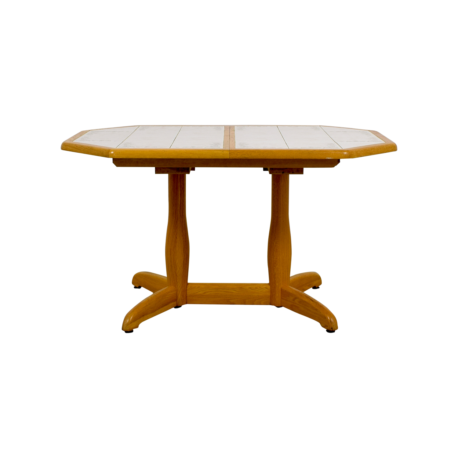Tile Kitchen Tables 33 off dinaire dinaire wood and tile kitchen table tables shop dinaire wood and tile kitchen table dinaire tables workwithnaturefo