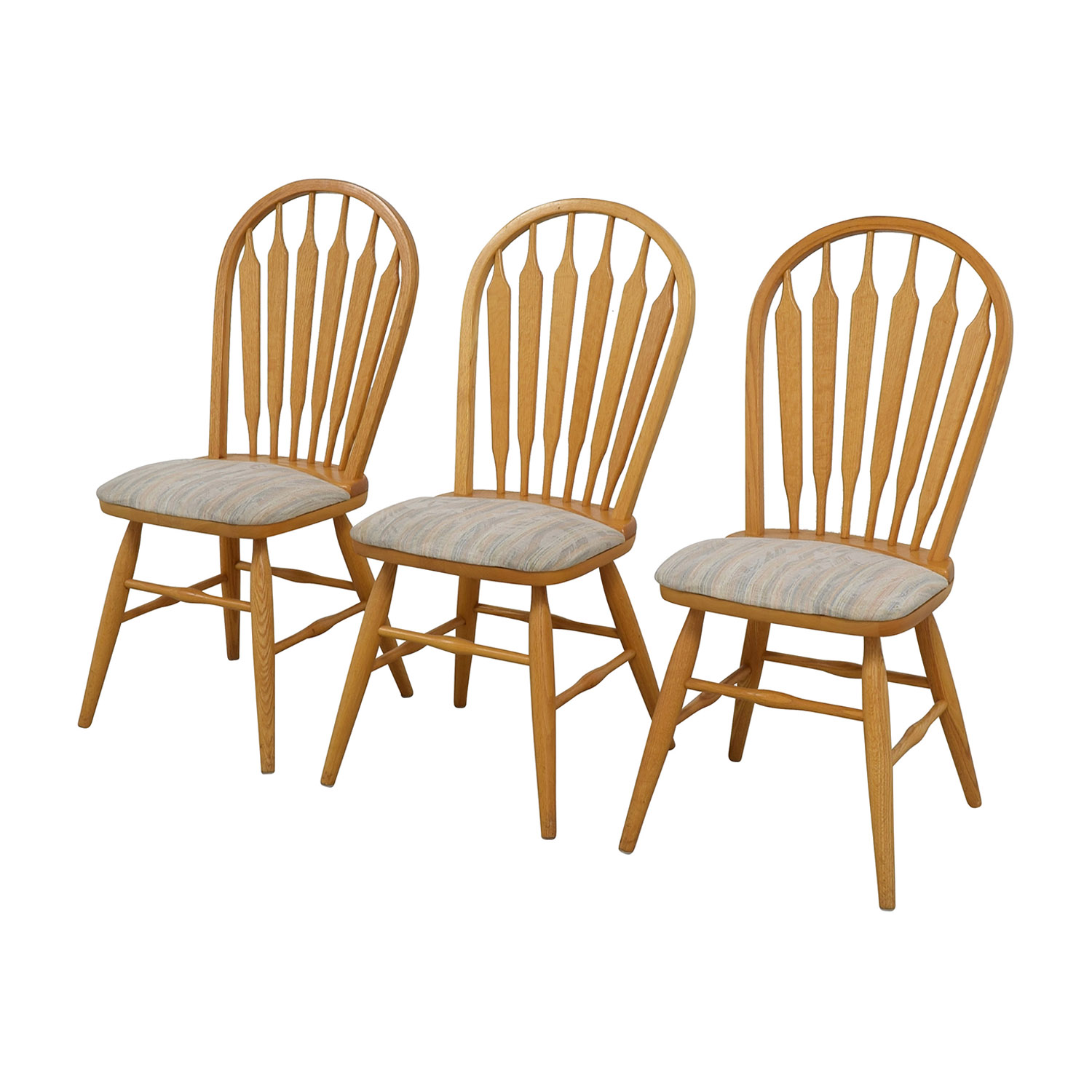 Dinette Chairs For Sale: Dinaire Dinaire Kitchen Chairs With Cushions