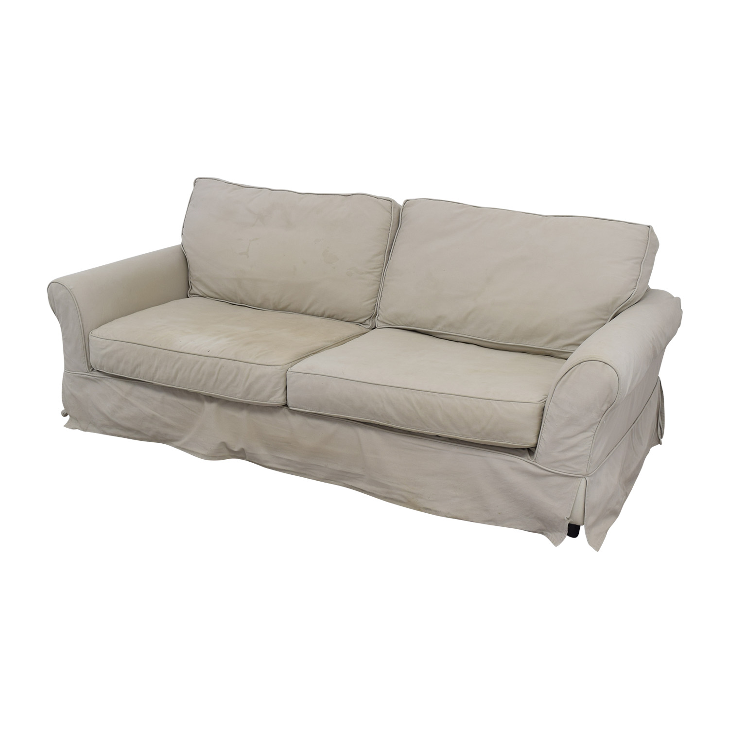 Suzanne Kasler Skirted Sofa Monterey 94 Skirted Sofa Ethan Allen Thesofa
