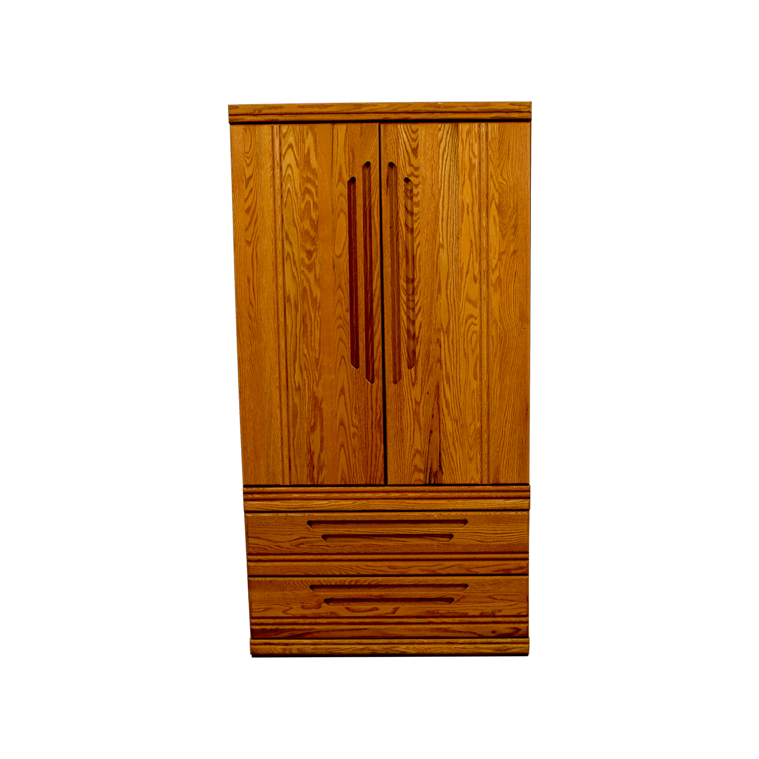 Palliser Shelving and Four-Drawer Mans Chest Wardrobes & Armoires