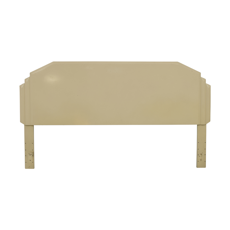 Lane Furniture King Cream Headboard