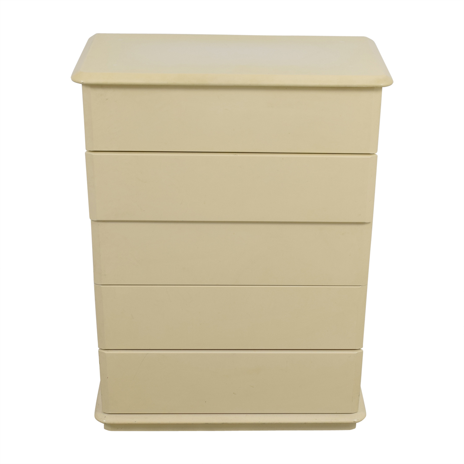 Lane Lane Tall 5 Drawer Dresser Storage